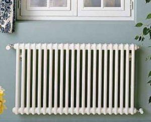 Установка радиаторов отопления в квартире