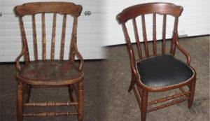 Перетяжка стульев на дому недорого в Челябинске