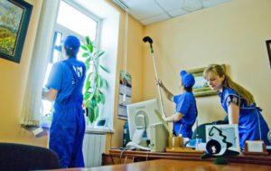 Уборка помещений в Челябинске