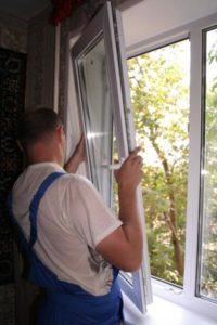 Замена створок пластиковых окон в Челябинске