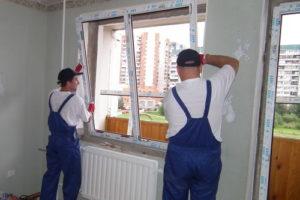 Установка пластиковых окон в Челябинске